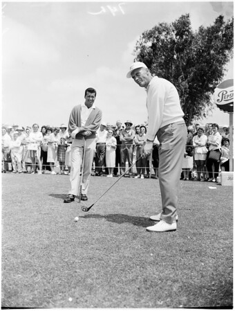 World entertainment golf, 1961