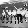 Side bar of Coliseum (Dodgers baseball), 1959