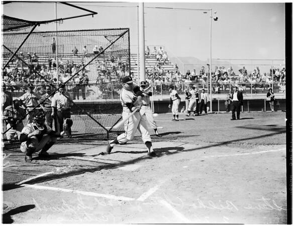 Baseball -- Los Angeles Angels, 1961