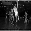 Basketball -- University of California Los Angeles -- University of Southern California frosh, 1958
