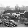 Fire at John Wayne's home, 1958