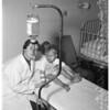 Hemophiliacs, 1958