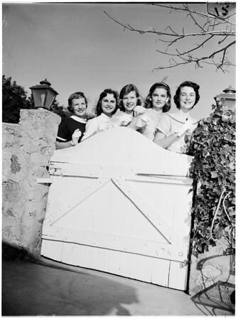 Wisteria Festival (Sierra Madre), 1958