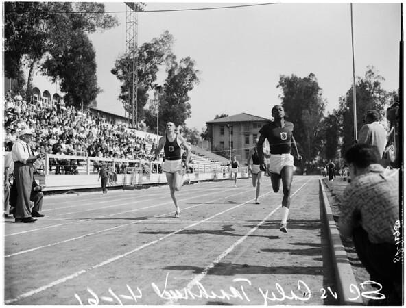 Track... U.S.C. versus California, 1961