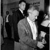 Kanter murder preliminary, 1956