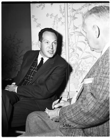 Prince of Bavaria, 1958