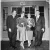 Altadena Town and Country Club dinner-dance, 1958