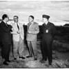 Atomic bomb tests (pre) Camp Mercury area, 1952