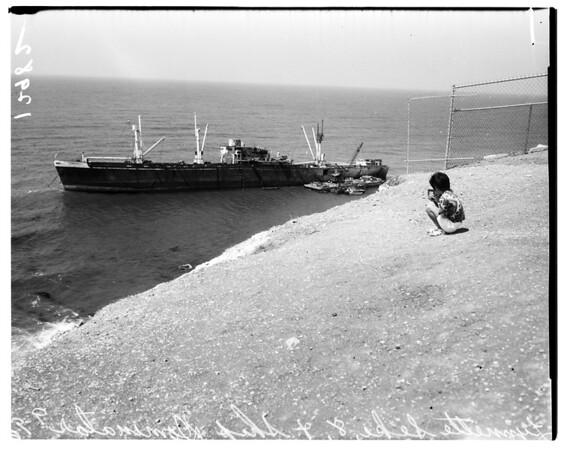 """Ship """"Dominator"""", 1961"""