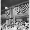 GOP Dinner at Shrine Auditorium, 1952