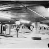 City Park garage, 1952