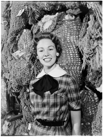 Maid of Cotton, 1958
