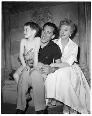 Joe Van Fleet, 1957