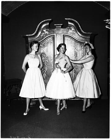 Modelettes Patrons, 1958