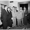 Commissioners appointed, 1953