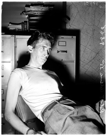 Grandmother stabbing and scalding, 1958