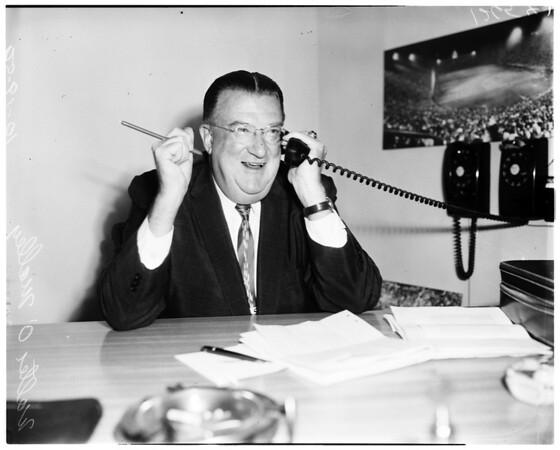Chavez Ravine (Dodgers), 1959