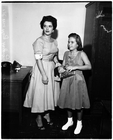 Hargitay child custody, 1958