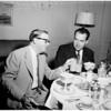 Nixon at the Biltmore Hotel, 1955