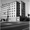 Constance Hotel (Home for the Aged), 1956