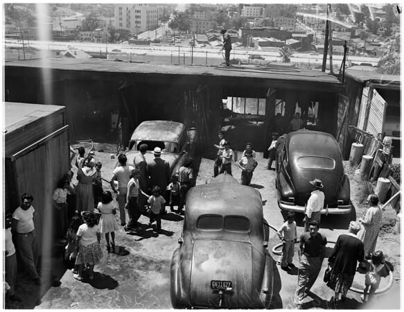 Fire, 1953