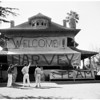 Phi Gamma Delta Fiji House, University of Southern California, 1955