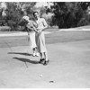 Golf -- Midwinter golf finals, Los Angeles Country Club, 1958