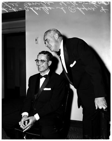 Lawyers meeting, 1958