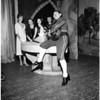 Los Angeles Conservatory party, 1958