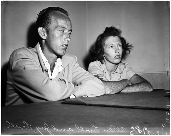 Parents of abandoned children, 1958