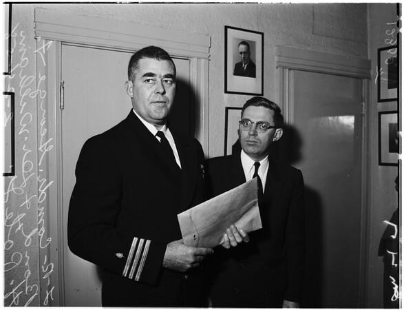 College of Medical Evangelists doctors, 1958