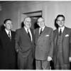 """Distinguished hotels"" meeting, Biltmore Hotel, 1955"