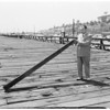 Harbor series (Long Beach Harbor), Los Angeles Harbor), Series by John McDowell, 1953