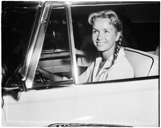 Fisher -- Reynolds story, 1958