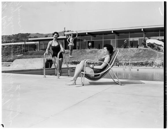 San Pedro Community Hotel, 1955