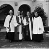 Episcopal Orders (Ordination Services), 1958