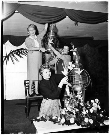 Golden Key Ball, 1958