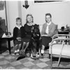 General's family, 1958