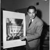 Sports Pavillion, 1953