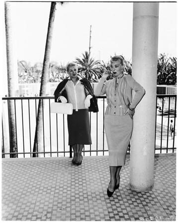 Reiss Davis clinic, 1958