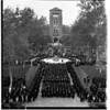 University of Southern California graduation, 1961