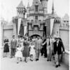 Nixon at Disneyland, 1955