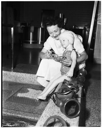 Shriners Hospital, 1958