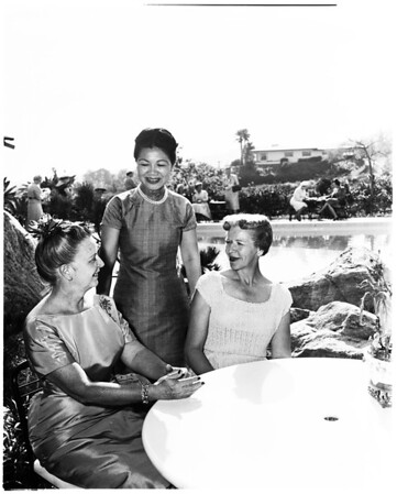 Young Women's Christian Association at the University of Southern California, 1958