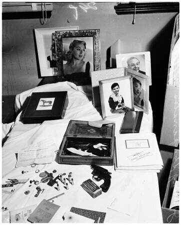 Stompanato effects, 1958