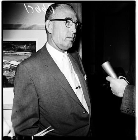 Mayors' meeting, 1961