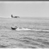 Magic eye of Seaplane takeoff, 1958