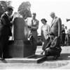 Trojan stone, 1952