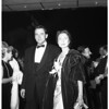 """Huntington Hartford Theater (opening of Helen Hayes in """"What Every Woman Knows""""), 1954"""