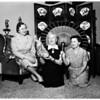 Home planning tour -- Altadena, 1958